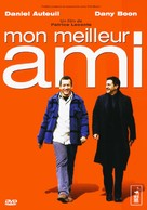 Mon meilleur ami - French Movie Cover (xs thumbnail)