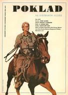 Der Schatz im Silbersee - Czech Movie Poster (xs thumbnail)