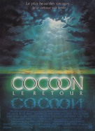 Cocoon: The Return - French Movie Poster (xs thumbnail)