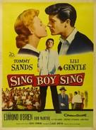 Sing Boy Sing - Movie Poster (xs thumbnail)