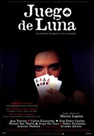 Juego de Luna - Spanish Movie Poster (xs thumbnail)