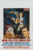 Trial - Belgian Movie Poster (xs thumbnail)