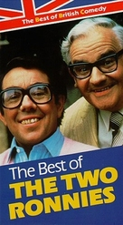 """The Two Ronnies"" - British VHS movie cover (xs thumbnail)"