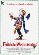 A Christmas Story - German Movie Poster (xs thumbnail)