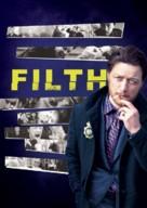 Filth - Australian Movie Poster (xs thumbnail)
