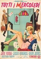 Any Wednesday - Italian Movie Poster (xs thumbnail)