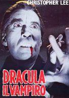 Dracula - Italian Movie Poster (xs thumbnail)