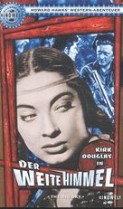 The Big Sky - German VHS cover (xs thumbnail)