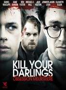 Kill Your Darlings - French DVD movie cover (xs thumbnail)