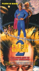 Flesh Gordon Meets the Cosmic Cheerleaders - Movie Cover (xs thumbnail)
