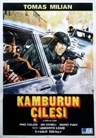 La banda del gobbo - Turkish Movie Poster (xs thumbnail)