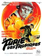 Slattery's Hurricane - French Movie Poster (xs thumbnail)