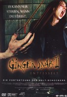 Ginger Snaps 2 - German DVD cover (xs thumbnail)