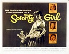 Sorority Girl - British Movie Poster (xs thumbnail)