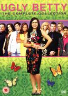 """""""Ugly Betty"""" - British DVD movie cover (xs thumbnail)"""