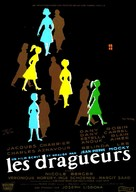 Dragueurs, Les - French Movie Poster (xs thumbnail)