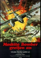 Mosquito Squadron - German Movie Poster (xs thumbnail)
