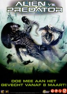 AVP: Alien Vs. Predator - Dutch Movie Poster (xs thumbnail)