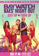 Baywatch - Movie Poster (xs thumbnail)
