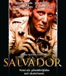 Salvador - Czech Blu-Ray cover (xs thumbnail)