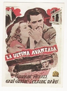 The Last Outpost - Spanish Movie Poster (xs thumbnail)