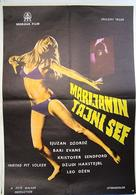 Die Screaming, Marianne - Yugoslav Movie Poster (xs thumbnail)