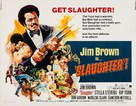 Slaughter - Movie Poster (xs thumbnail)