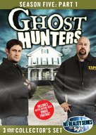 """Ghost Hunters"" - DVD cover (xs thumbnail)"