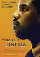 Just Mercy - Portuguese Movie Poster (xs thumbnail)