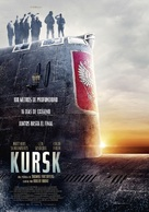 Kursk - Spanish Movie Poster (xs thumbnail)