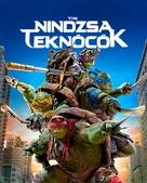 Teenage Mutant Ninja Turtles - Hungarian Movie Cover (xs thumbnail)