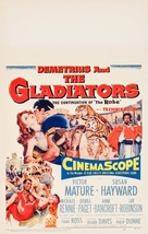 Demetrius and the Gladiators - Movie Poster (xs thumbnail)