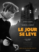 Le jour se lève - French Re-release poster (xs thumbnail)