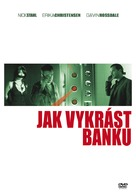 How to Rob a Bank - Czech Movie Cover (xs thumbnail)