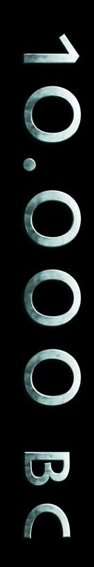 10,000 BC - Logo (xs thumbnail)