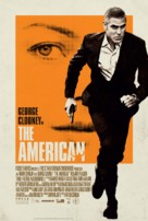 The American - Danish Movie Poster (xs thumbnail)