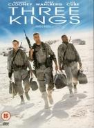 Three Kings - British DVD movie cover (xs thumbnail)