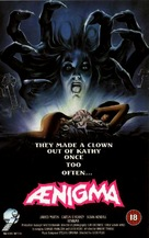 Aenigma - British VHS movie cover (xs thumbnail)