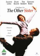 The Other Sister - Danish DVD cover (xs thumbnail)