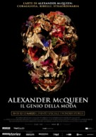 McQueen - Italian Movie Poster (xs thumbnail)