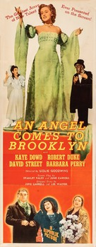 An Angel Comes to Brooklyn - Movie Poster (xs thumbnail)