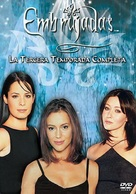 """Charmed"" - Spanish DVD movie cover (xs thumbnail)"