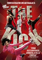 The Kick - Finnish Movie Poster (xs thumbnail)