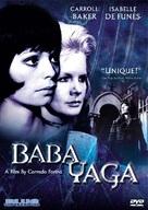 Baba Yaga - DVD cover (xs thumbnail)