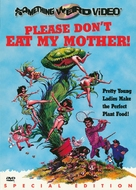 Please Don't Eat My Mother - DVD cover (xs thumbnail)