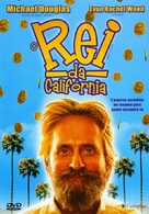 King of California - Brazilian DVD cover (xs thumbnail)