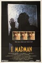 I, Madman - Movie Poster (xs thumbnail)