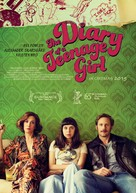 The Diary of a Teenage Girl - British Movie Poster (xs thumbnail)