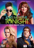 Take Me Home Tonight - Danish DVD movie cover (xs thumbnail)