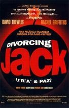 Divorcing Jack - Spanish poster (xs thumbnail)